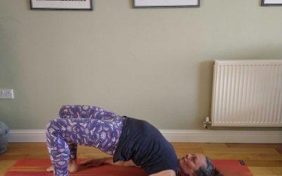The Bridge | Yoga Pose