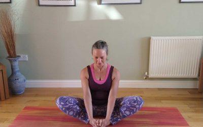 Cobbler | Yoga Pose