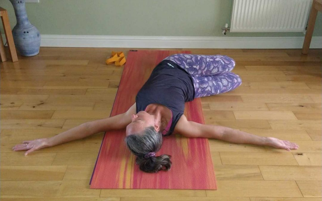 Crucifix Yoga Pose