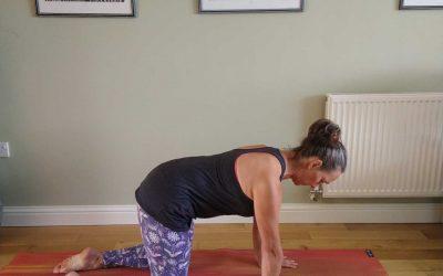 Table Yoga Pose