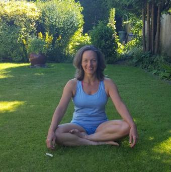 Nikki Balding Yoga Teacher